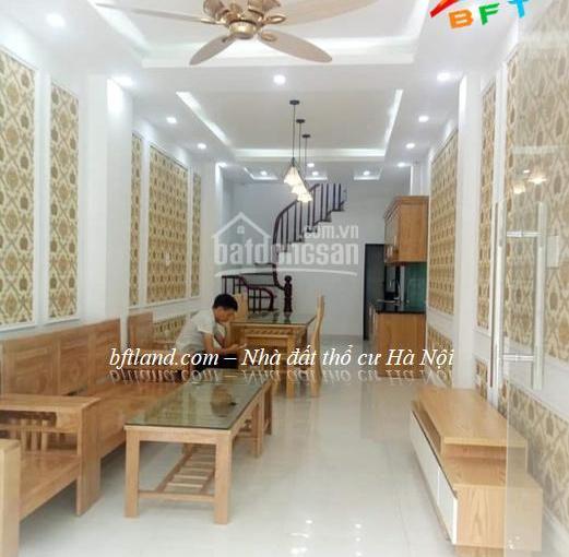 Nhà mới, ô tô đỗ cửa, về ở luôn, full nội thất, 37m2*4T, 3.3tỷ gần KĐT Văn Khê-Hà Đông 0869306883
