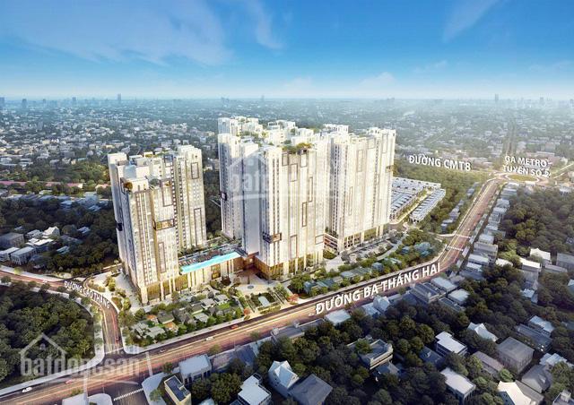 Cập nhật giá tốt căn hộ Hà Đô, lầu thấp - cao, hỗ trợ vay ngân hàng 70%, xem nhà liên hệ 0933334787