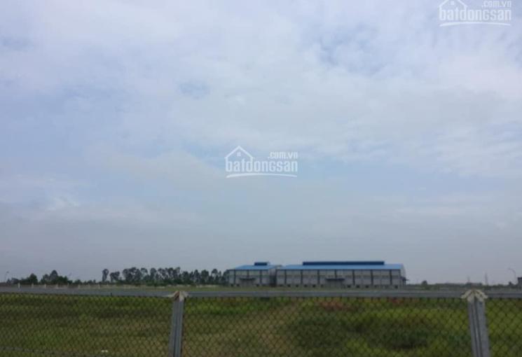 Bán đất công nghiệp Hải Dương, quy mô 5.7 ha, giá dự kiến 1.100.000 VNĐ/m2