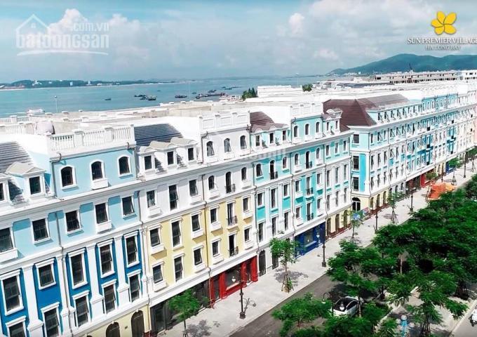 Bán shophouse làm nhà hàng cafe, spa, khách sạn 16 - 32 phòng tại trung tâm Bãi Cháy, 094.287.9999