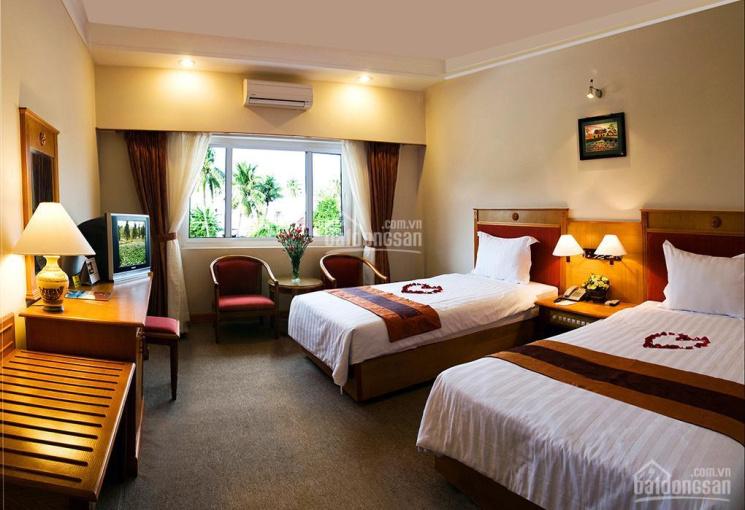 Bán siêu khách sạn khu Đệ Nhất, Phường 4, Tân Bình 14.5x20.2m, 8 lầu 30p, 62.5 tỷ TL. LH 0933099068