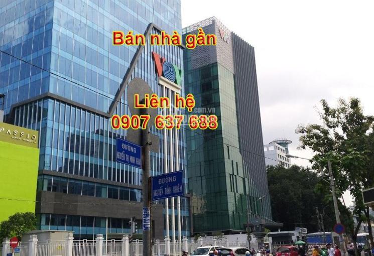 Bán nhà đường Nguyễn Bỉnh Khiêm, Quận 1, gần Đài Truyền Hình Việt Nam, liên hệ: 0907637688