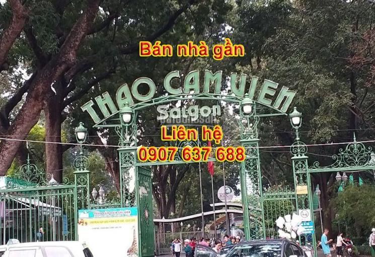 Bán nhà hẻm ô tô Nguyễn Bỉnh Khiêm, Quận 1, gần công viên Thảo Cầm Viên, liên hệ: 0907637688