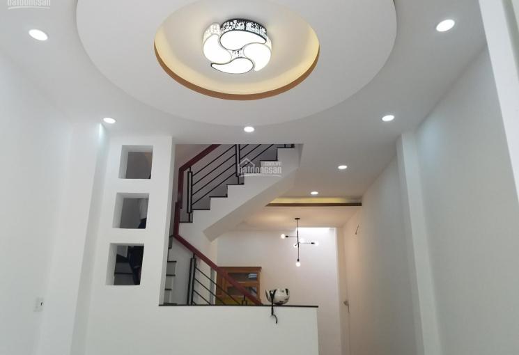 Nhà hẻm 4x12m2 1T1L 2PN hẻm chợ Rạch Ông- Nguyễn Thị Tần P2 Q8 giá 3T950