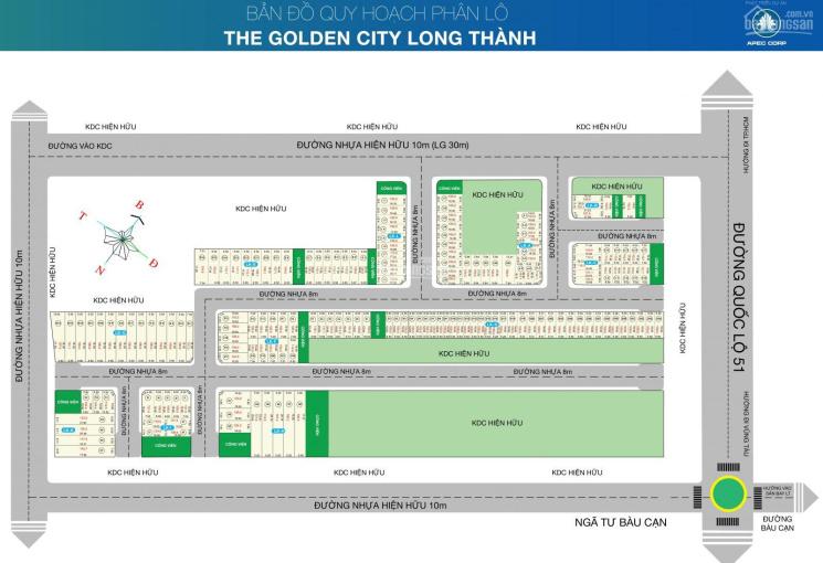 Mở bán đất nền có sổ đỏ tại sân bay Long Thành giá cực yêu chỉ 11tr/m2, LH để nhận TT: 0907.68.8855