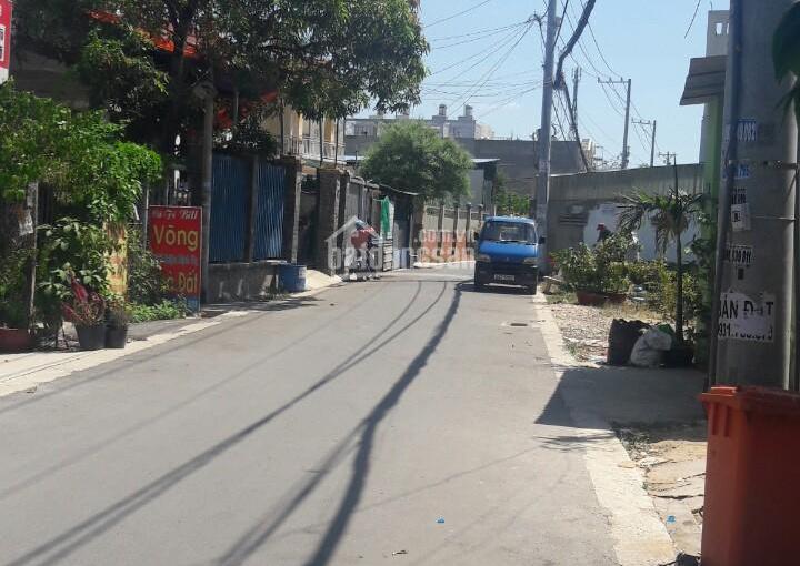Bán lô đất 2 mặt tiền hẻm 652, quốc lộ 13, phường Hiệp Bình Phước, quận Thủ Đức