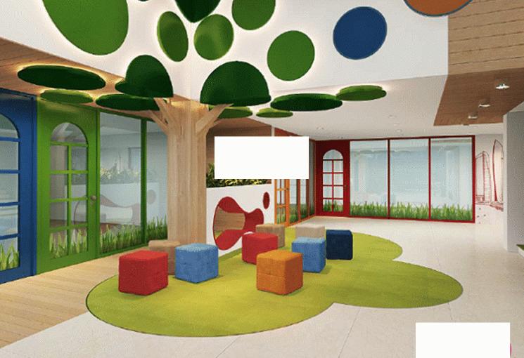 Cho thuê mặt bằng làm mầm non 300m2 tầng 1 chung cư quận Hoàng Mai