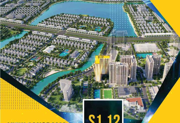 Chung cư Vinhomes Ocean Park, sở hữu căn hộ 2pn+1 60m2 chỉ với 1,7tỷ, ký trực tiếp CĐT. 0939393630