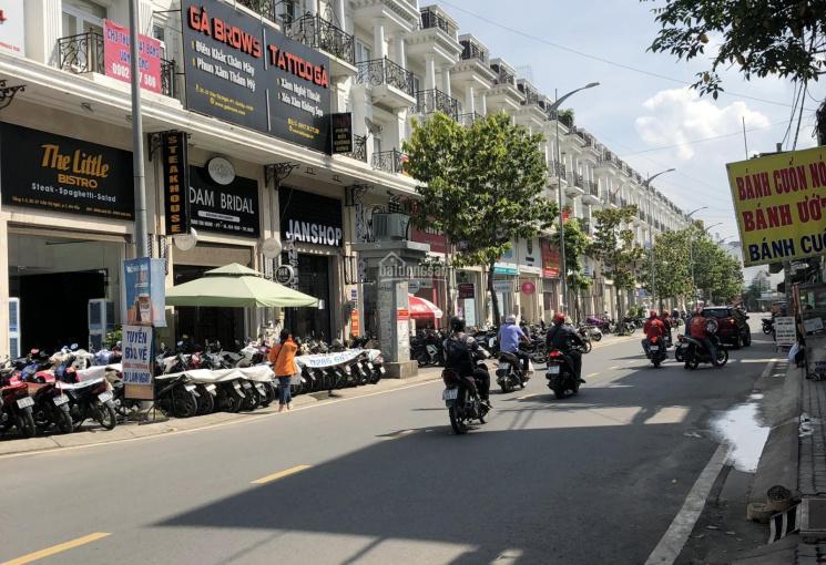 Bán nhà mặt tiền Trần Thị Nghỉ khu Cityland, Phường 7, Quận Gò Vấp