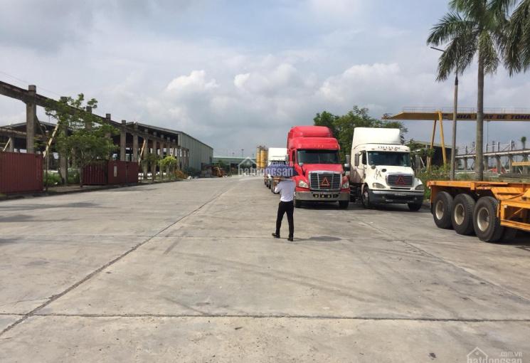 Chuyển nhượng nhà xưởng Hải Phòng, KCN Đình Vũ, quy mô 4.2ha, LH: 0898588741.