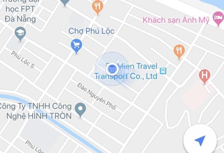Bán nhà mặt tiền Phú Lộc 19, Q.Thanh Khê, DT 8x20m giá 6.5 tỷ.