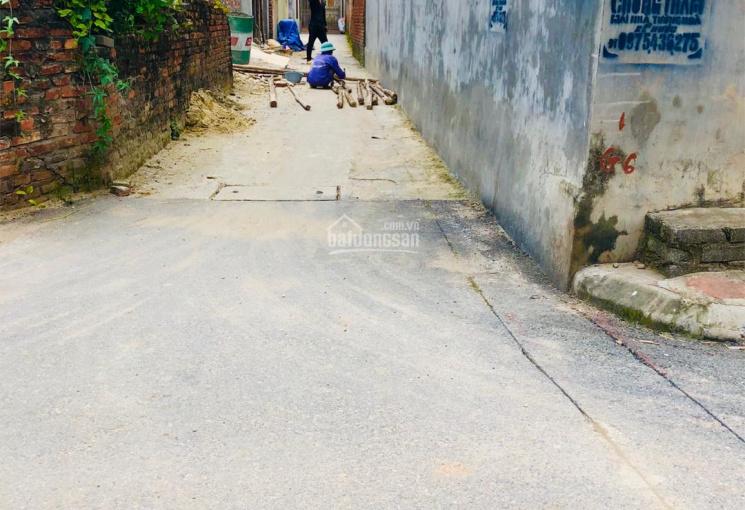 Cơ hội đầu tư đất giá rẻ tại Đào Xuyên, Đa Tốn, Gia Lâm, Hà Nội, giá 19tr/m2, đường 2.5m