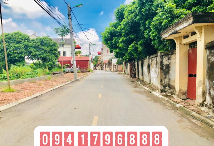 Bán 60m2 lô góc trục chính xóm đường thông ô tô đỗ cửa tại Đào Xuyên, Đa Tốn, Gia Lâm, Hà Nội