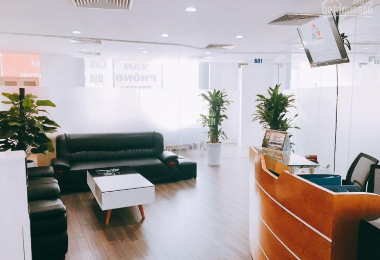 Văn phòng building chuyên nghiệp hạng B Hoàng Cầu, Thái Hà 120m2 - 180m2 chi phí hợp lý