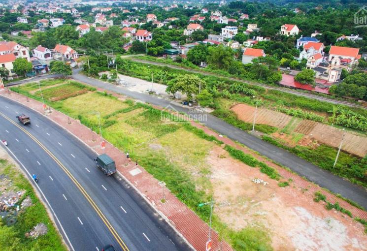 Chính chủ rao bán lô đất L23 - 2 mặt tiền QL18 tại Hữu Lộc Văn An Chí Linh