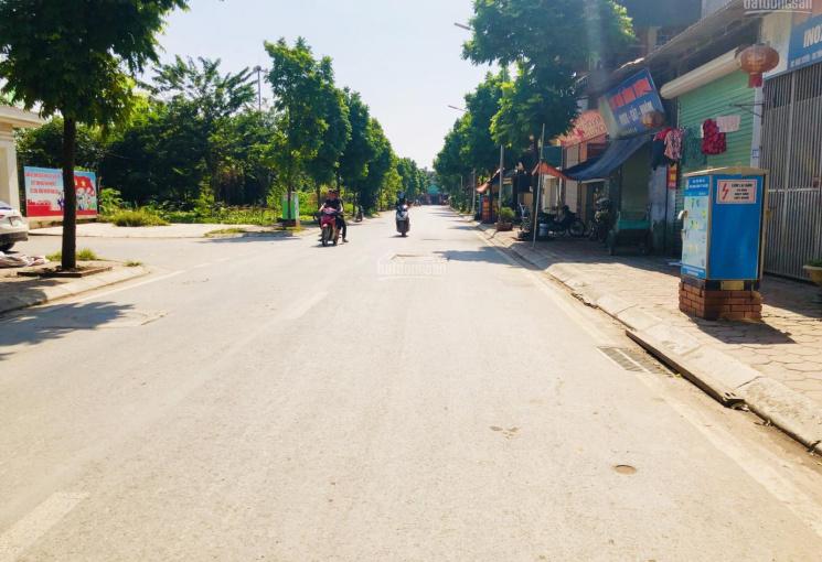 Bán 70m2 đất mặt trục chính kinh doanh tại Trâu Quỳ, Gia Lâm, Hà Nội