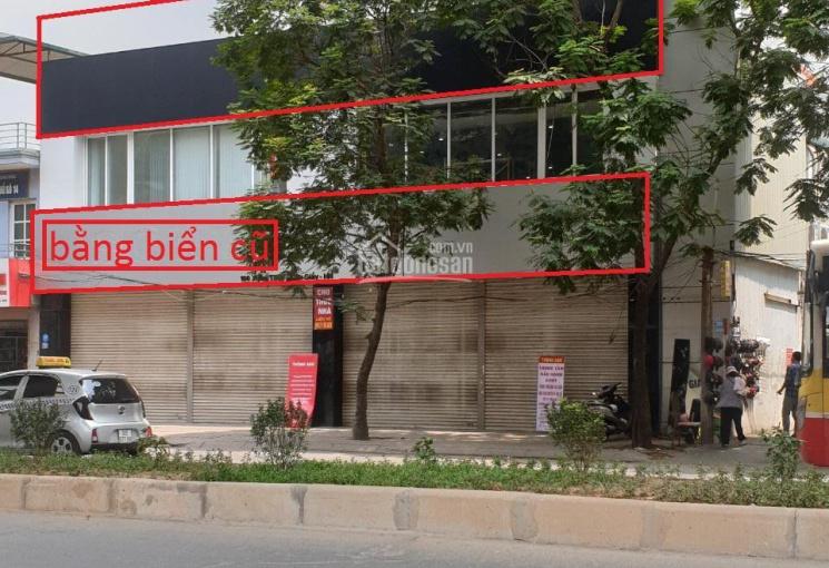 Cho thuê nhà mặt phố Xuân Thủy mặt tiền 25m, diện tích 400m2