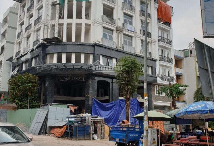 Khách sạn đẹp nhất khu góc 2 MT Bạch Đằng và Hồng Hà, P2, Tân Bình. DT: 19x25m, giá 155 tỷ