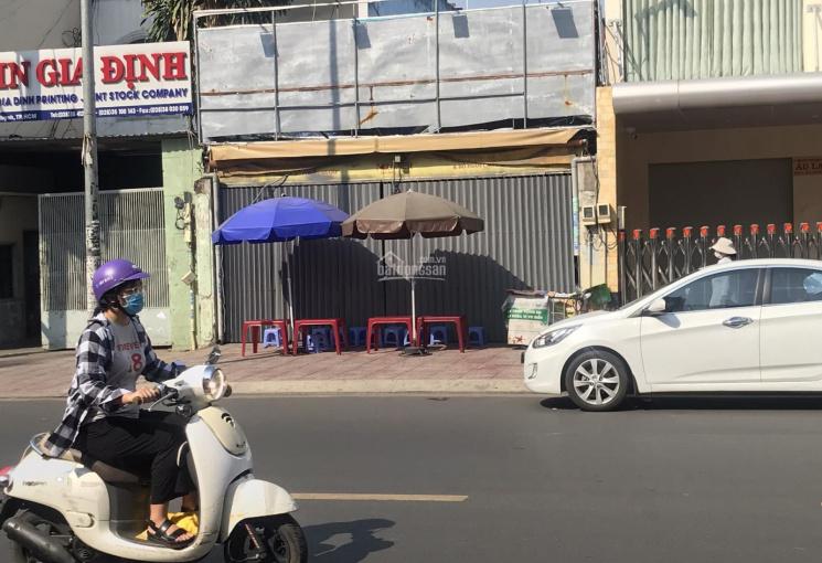 Bán Nhà Nát Mặt Tiền Đường Nơ Trang Long Phường 07 Quận Bình Thạnh