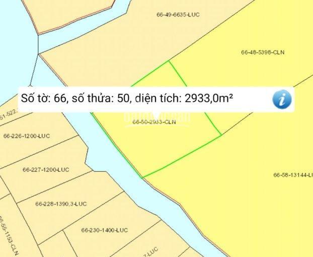 Đất nông nghiệp xã Phước Khánh, DT: 2933m2, ngay KCN Ông Kèo