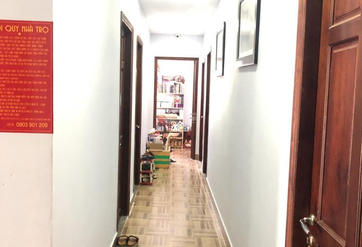 Phòng trọ cầu Bông, Bình Thạnh, giá 4,3tr có máy lạnh, bếp, WC riêng, thang máy, BV 24/24, mới, đẹp