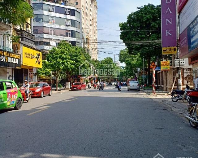 Cần bán gấp nhà lô góc tại 55 Huỳnh Thúc Kháng Láng Hạ, Đống Đa. DT 125 m2, giá 31.5 tỷ vị trí đẹp