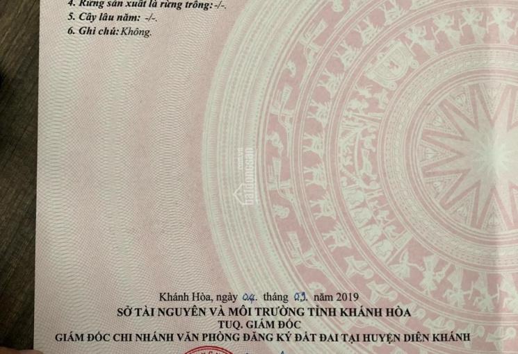 Chính chủ bán lô góc 2 mặt tiền đường 6m Diên Hoà, Diên Khánh giá tốt. LH: 0898.368.999