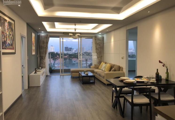Cần bán nhanh căn hộ Riverside Residence PMH DT 140m2 giá 5.3 tỷ giá tốt đầu tư, xem nhà 0916427678
