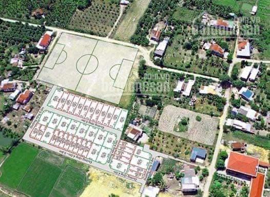 Chính chủ bán lỗ lô đất tại Suối Tiên, Diên Khánh full thổ cư, XD tự do ngang 6.44m, thích hợp ĐT