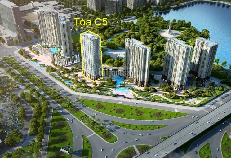 Chính chủ bán căn C5 - 3906, C5 - 3907, D'capitale Trần Duy Hưng. LH: 094.287.9999