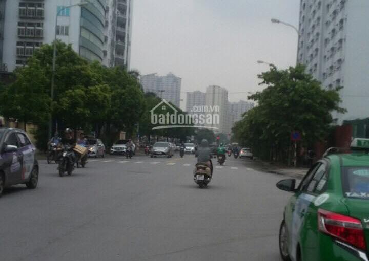 Bán đất mặt phố Nguyễn Hoàng, phường Mỹ Đình 2