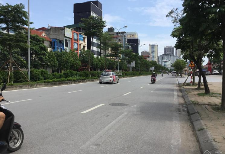Bán đất mặt phố Trần Vỹ - mặt phố Lê Đức Thọ kéo dài