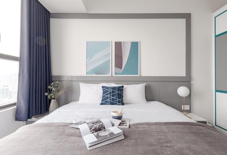 Cho thuê căn hộ cao cấp The Treasor Bến Vân Đồn ngắn hạn theo ngày, tuần, tháng. LH 0399792979