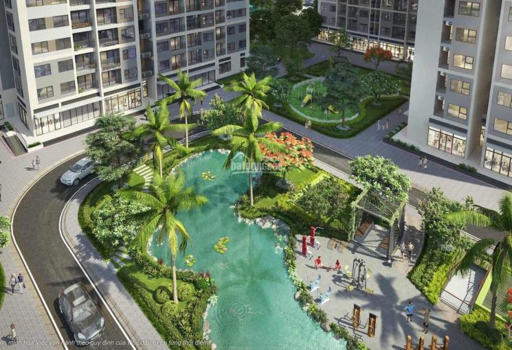 Chỉ 1,9 tỷ sở hữu căn 2 phòng ngủ, 2 WC rẻ nhất view hồ hoa súng Vinhomes Ocean Park, 0966 834 865