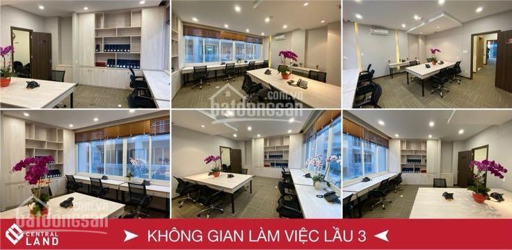 Văn phòng cao cấp đầy đủ nội thất, giá rẻ nhất khu Sala Đại Quang Minh