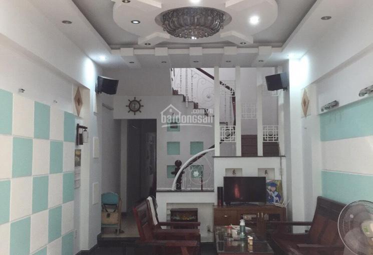 Bán nhà 4 lầu Phan Huy Ích , P12, Gò Vấp 7x22m cho thuê 80 triệu/năm -0932 952 780