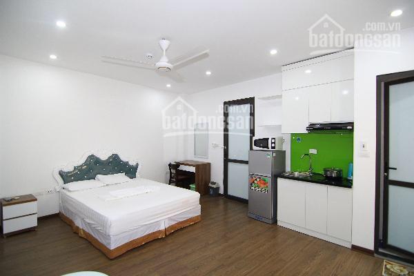 Cho thuê căn hộ dịch vụ chung cư mini housexinh cực đẹp 42 Sơn Tây -  Ba Đình - HN