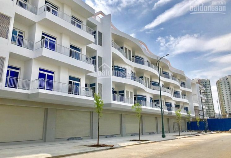 Bán shophouse Thủ Thiêm Lakeview 1, DT 7x20m, mặt tiền Nguyễn Cơ Thạch, giá 71 tỷ. LH 0796423579