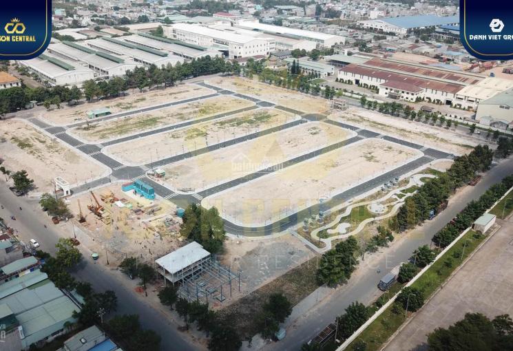 Đất nền khu dân cư mới, đầu tư cam kết lợi nhuận. sổ đỏ, ngân hàng hỗ trợ vay 70%. LH: 0909530038