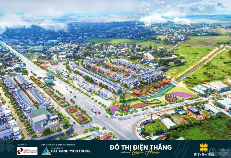 Mở bán đất KĐT Điện Thắng ngay Trạm Thu Phí, Quảng Nam. LH: 0902 787 709