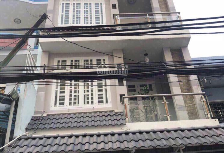 Tôi cần bán mặt tiền 226 Nguyễn Thái Sơn P.4, GV (5.6x18) 4 Tầng đang cho thuê PHARMACY 30 Tr/tháng