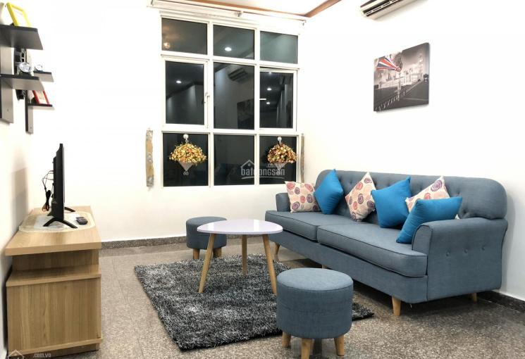 Cho thuê căn hộ 2PN full nội thất - nhà như hình giá 13tr - 0909107705