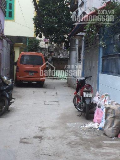 Cần bán nhà 5 tầng xây mới Văn Trì, Minh Khai, BTL ô tô cách 10m DT 36m2, MT 4m ngõ 2m. Giá 2,2 tỷ