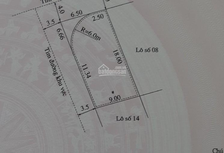 Bán đất 2 mặt tiền - chu văn an - trung tâm phường 5 - đông hà