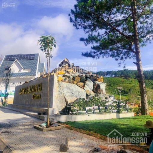 0933366072 bán đất nền dự án biệt thự Lang Biang Town, huyện Lạc Dương - Đà Lạt
