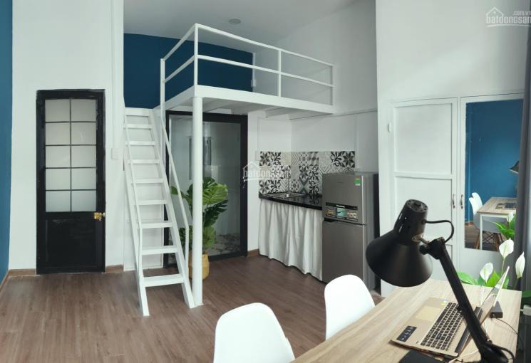 Cho thuê phòng trọ full nội thất, có bếp, WC, đối diện Vincom Nguyễn Xí giá chỉ từ 5tr/th