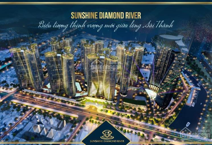 Tư vấn giữ chỗ, pháp lý, ngân hàng dự án Sunshine Diamond River, LH 0934.072.739 để xem nhà mẫu