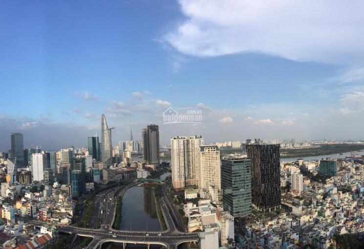 Bán penthouse Masteri Millennium Quận 4, căn góc view trực diện Bitexco, giá 21,6 tỷ, LH 0796423579