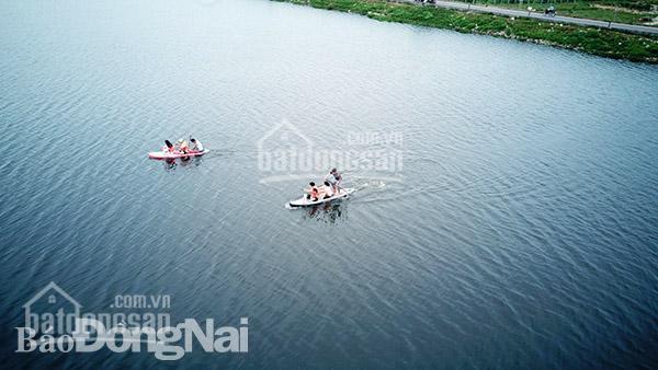 Bán lô đất Z, hướng nhìn về hồ Núi Le và trục đường đầu tiên