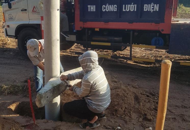 Bán khẩn cấp 2 lô đất đầu tiên và duy nhất 1000 m2 Liền kề Khu công nghệ cao của Becamex tại BD